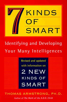 7 Kinds of Smart By Armstrong, Thomas